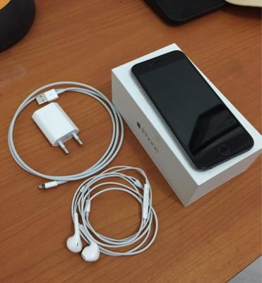 iphone 6 64gb grey 99% mulus like new eks inter LL/A (USA)