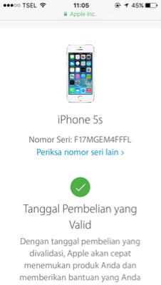 Dijual Cepat Iphone 5 White 32GB Mulus FU ORI Fullset 4G LTE
