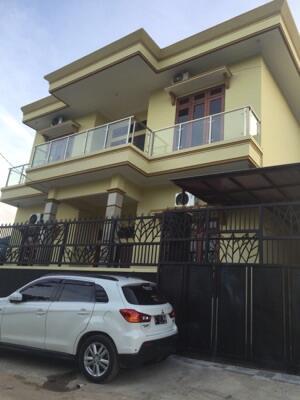 Rumah mewah tengah kota samarinda AW Syahranie
