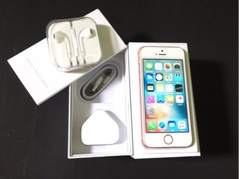 Terjual iPhone SE 64GB Rose Gold Second Murah Mulus Semulus Raisa ... 5a0616fd4b
