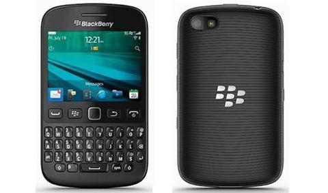 bb / blackberry samoa 9720. black batangan. murah