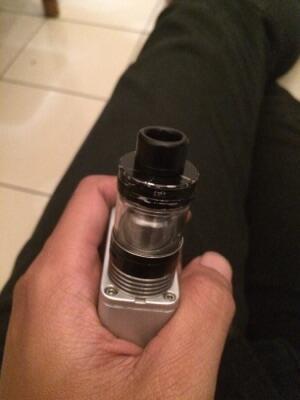 Smok H-Prive 220W + Batre + RTA + Liquid US