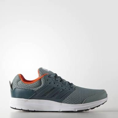 Adidas Men's Galaxy 3 Running Shoes Green Original