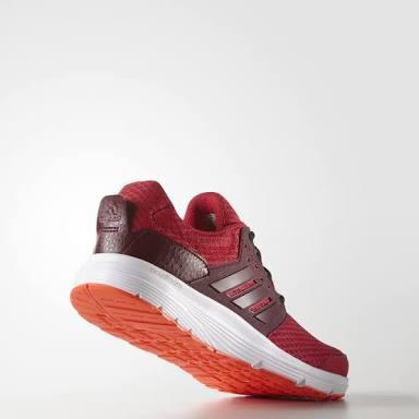 Adidas Men's Galaxy 3 Running Shoes Red Original