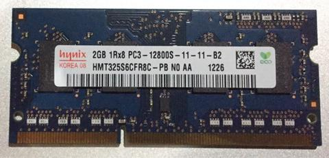 Ram 4GB 2x2 Copotan MacBook Pro MD101