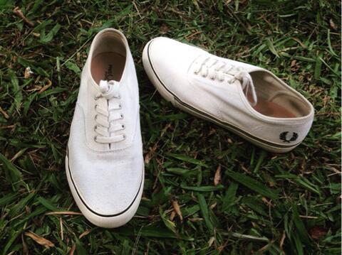 Sepatu Fred Perry FredPerry