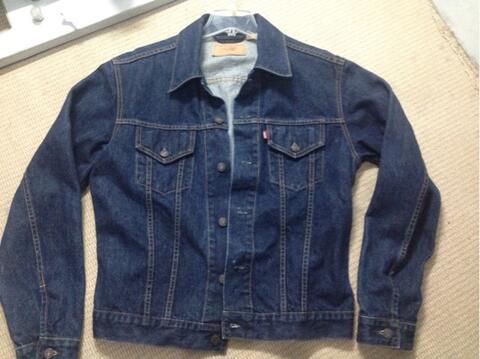 Levis Lot 70500 Trucker Jacket