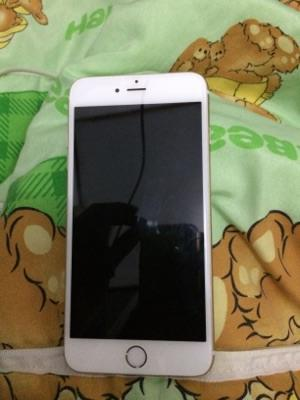 (jual) iphone 6 + plus 16GB Gold SU Japan