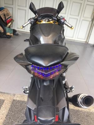 Kawasaki Ninja 250fi 2014 Bandung modif