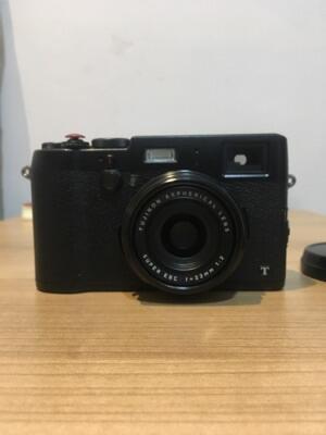 Fujifilm x100t Black (Mint Cond !)