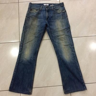 Terjual Celana Jeans Armani Exchange Original Made In USA Boot Cut ... 4e89ad3a95