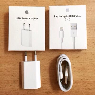 charger power adapter apple iphone / ipad original