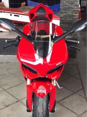 Ducati Panigale 1199 Base 2012 (built up, edisi pertama)