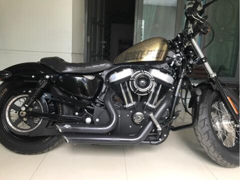 Jual Harley Sportster 48 2013