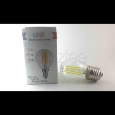 Lampu LED Edison G45 4W 6500K( Cool White ) High Quality!