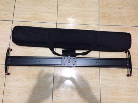 Slider Attanta SL-B 100 100cm smooth mantap buat Video