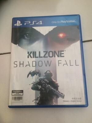 Killzone Shadow Fall & Watch Dog Ps4