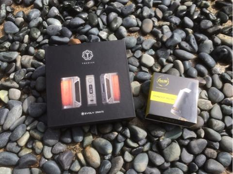 WTS mod THERION dna 75 dan mage rda by coilart