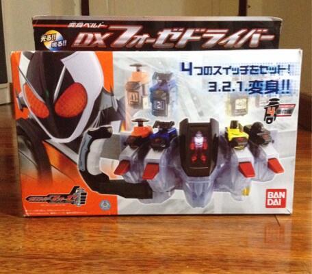 Dx Belt Kamen Rider Fourze Misb