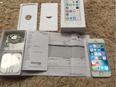 Terjual iPhone 5s garansi resmi infinite  29f05ea114