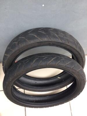 Ban Bekas New Vixion Dunlop