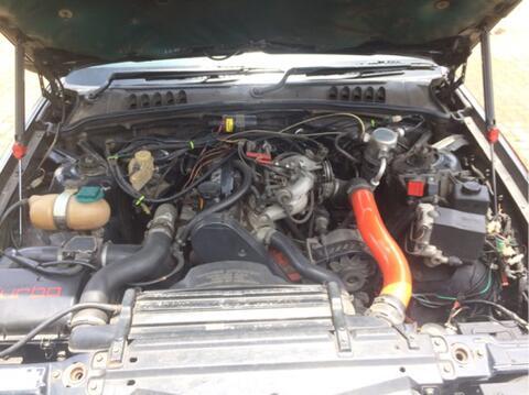 Volvo 960 Turbo 1991 Orisinil