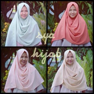 hijab liana instan