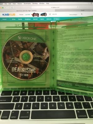 WTS DEADRISING 4 XBOX ONE MULUS