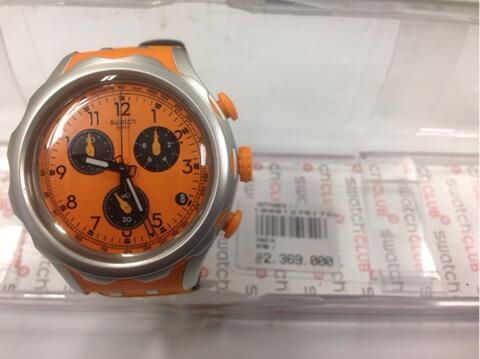 jam tangan Swatch CACCIA (ex - display)