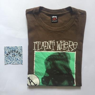 All About STUSSY Pre-Owned Original (not Bape, Supreme, Palace, Undefeted)