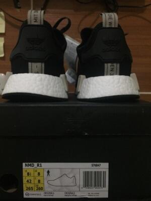 Adidas Nmd R1 Footlocker Black Brown