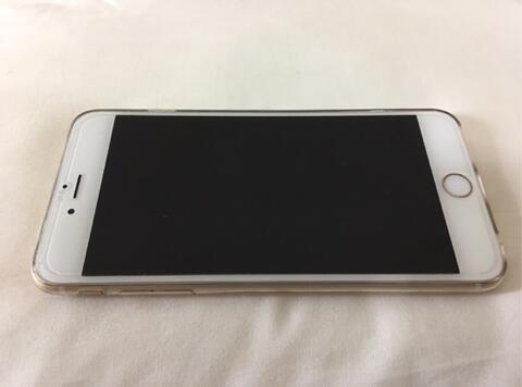 iPhone 6 Plus 16gb Gold. FU. Fullset Original. Tangan Pertama