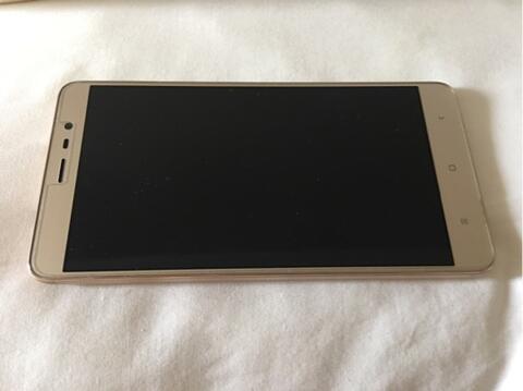 Xiaomi Redmi Note 3 Pro Gold 2/16gb. Super Like New Mint Condition.