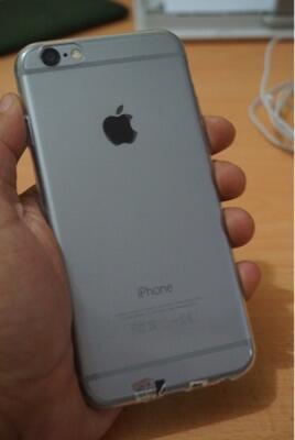 iPhone 6 16GB mulus cod bandung