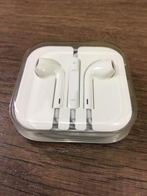 Apple Earpods (ORIGINAL EQUIPMENT MANUFACTURER).