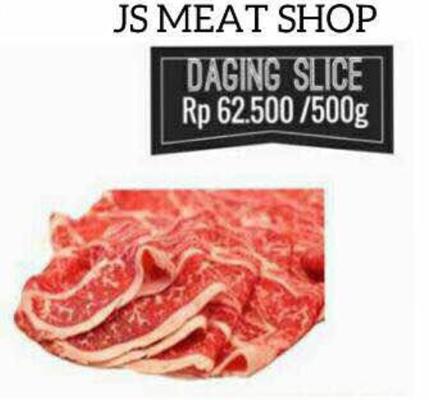 Daging Segar Jakarta, Daging Steak Rendang Buntut