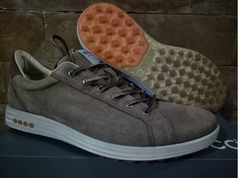 Terjual sepatu golf ecco original warna coklat  b06baf80ae