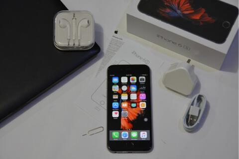 iPhone 6s 64GB Spacegray Bandung