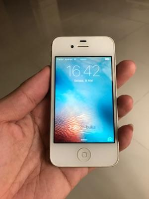 iphone4s 16gb white mulus