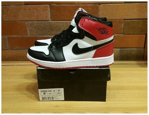 606f0885ad7a1a Jual Nike Air Jordan 1 Red Toe