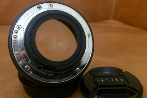 Lensa Pentax FA 50mm F1.4