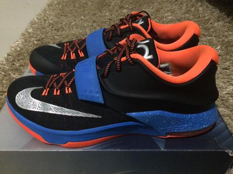 Sepatu Basket Nike KD 7 Kevin Durant (bukan Kobe or Jordan)