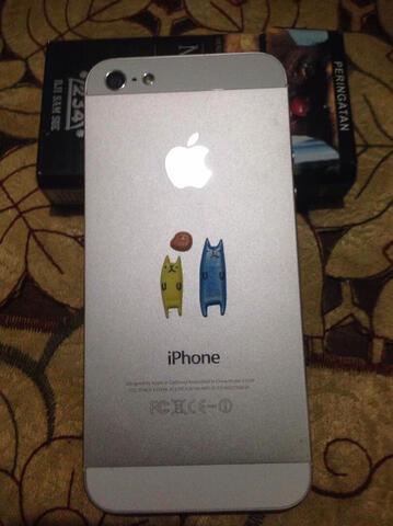 Iphone 5 32 GB fullset