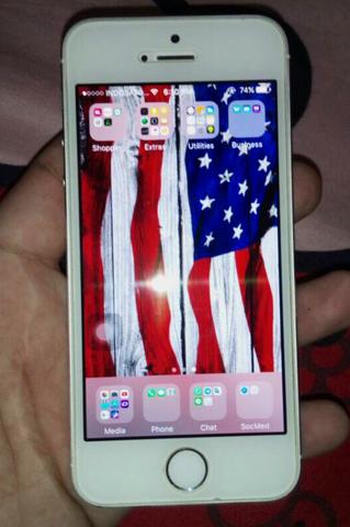 Terjual iPhone 5s 16GB Second Masih Garansi iBox 5 Bulan  6e70a6a61c