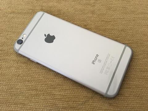 iphone 6s 16gb space gray masih garansi
