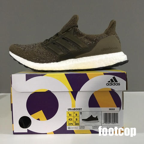 TERJUAL [SALE] Adidas Ultra Boost 3.0 Trace Olive