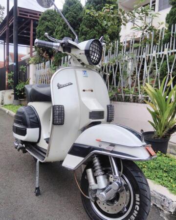 Vespa New PX2006 (Malossi 166)
