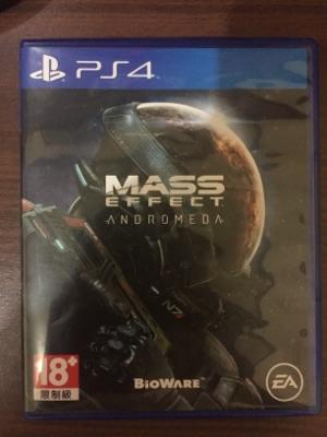 PS4 Mass Effect: Andromeda (Region 3) 2nd