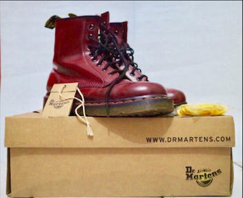 Dr. Martens 1460 (Cherry Red)