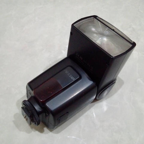 [CAKIM] WTS Flash Nissin Di600 for Canon murah